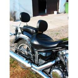 Förarryggstöd Yamaha XVS 1300 Midnight Star
