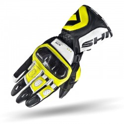 MC handskar SHIMA STR Yellow  Fluo