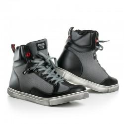MC skor SHIMA SX-2 svart-grå